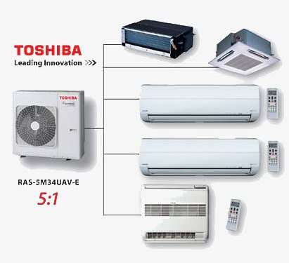 02 air condition toshiba
