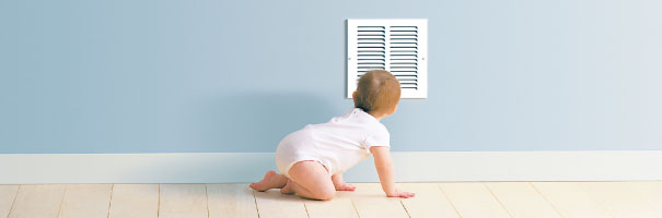 Indoor Air Quality Baby