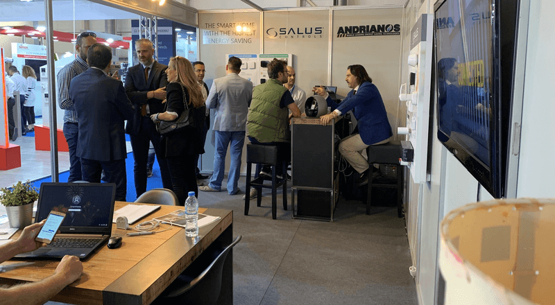 indelex smart home andrianos salus 2