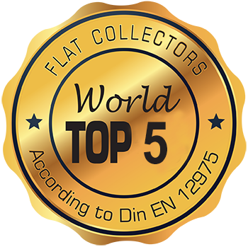 World TOP 10 solar collector