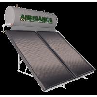 Ηλιακός Θερμοσίφωνας ANDRIANOS / 120SFMAX 200